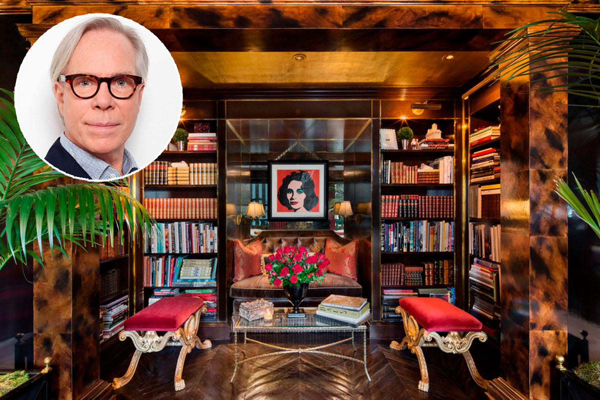 Desolato Museo Materialismo  Tommy Hilfiger ha venduto il suo attico all'Hotel Plaza di New York per  quasi 28 milioni di euro — idealista/news