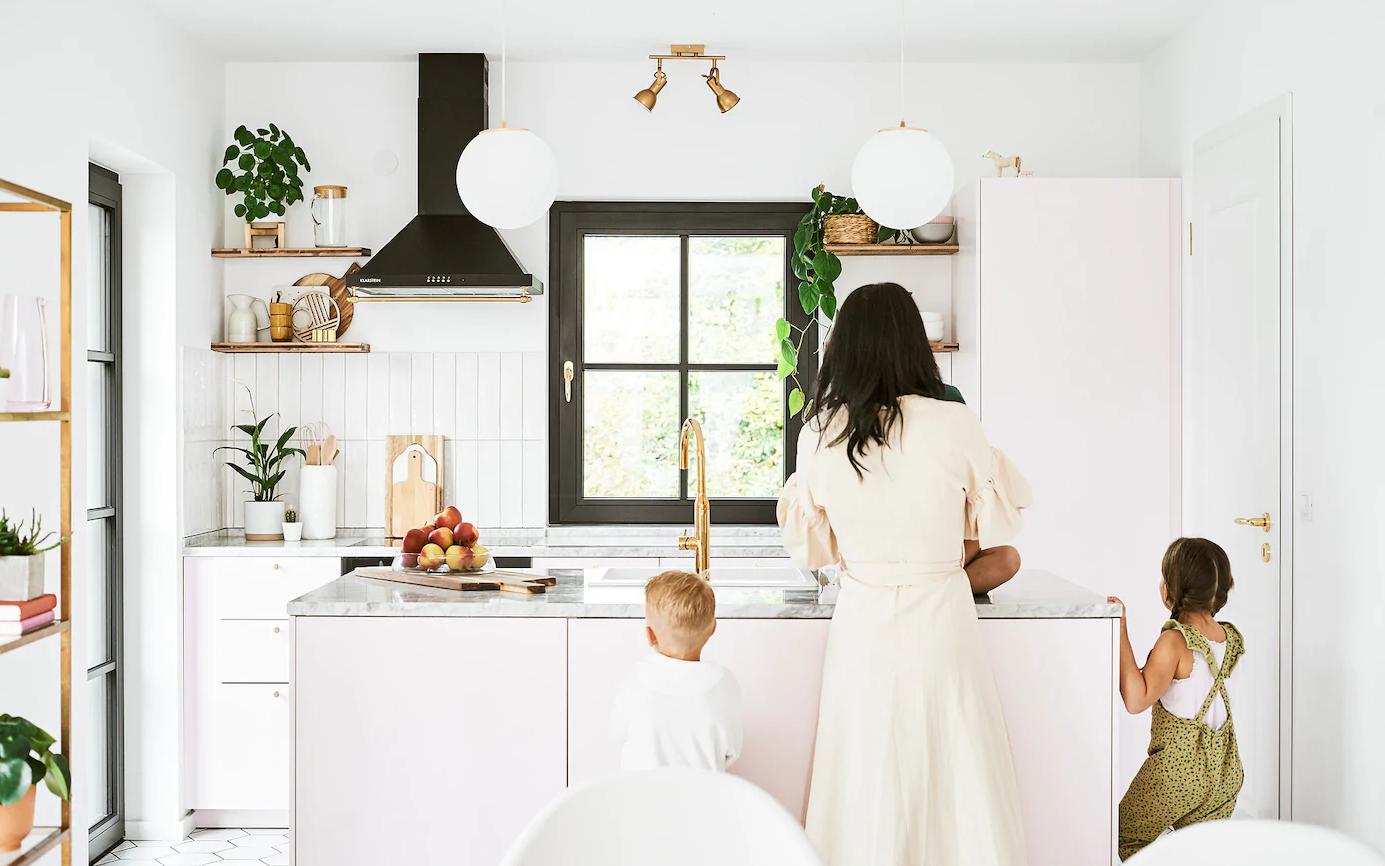 Libreria Da Parete Ikea come arredare una casa in stile minimal — idealista/news