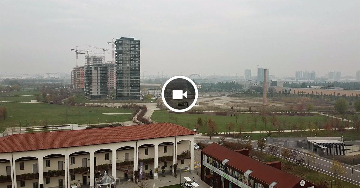 Una Smart City A Misura D Uomo Alla Scoperta Di Uptown A Milano Idealista News