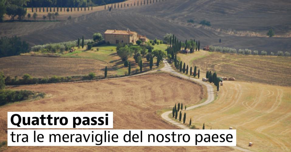 Escursionismo in Italia: i cammini più belli