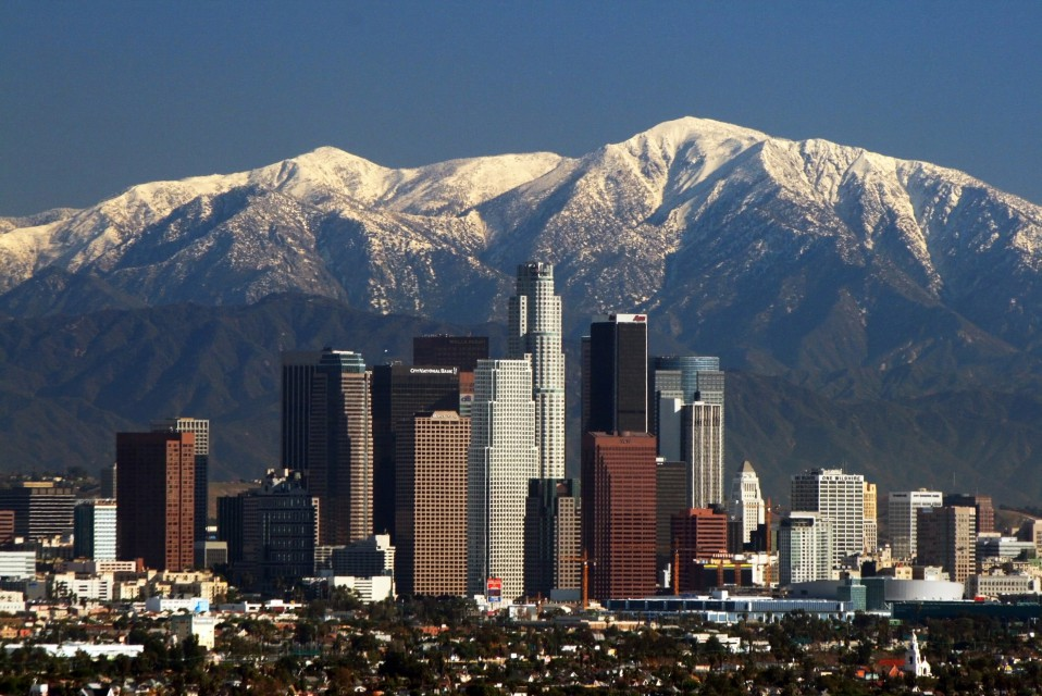 Los Angeles, 1ª del Global Cities Index di Schroders / Wikimedia commons