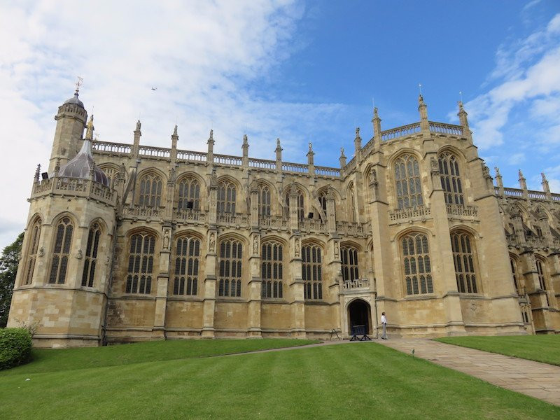 Il luogo scelto per le nozze tra il principe Harry e Meghan Markle
