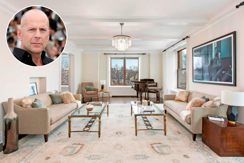 Bruce Willis mette in vendita un lussuoso appartamento a New York ...
