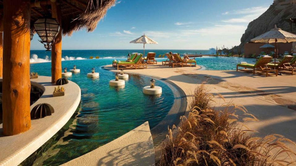 """Si trova nei giardini del Pedregal, conosciuto anche come """"Pedral de San Angel"""" / The Resort at Pedregal"""
