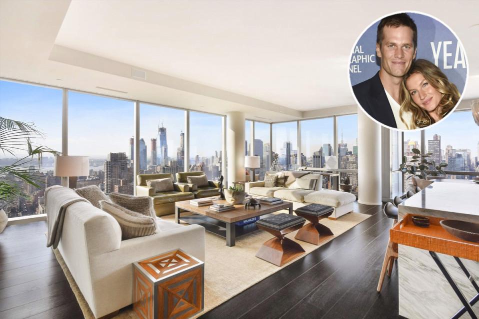 L'appartamento si trova nella One Madison Tower / Sothebys