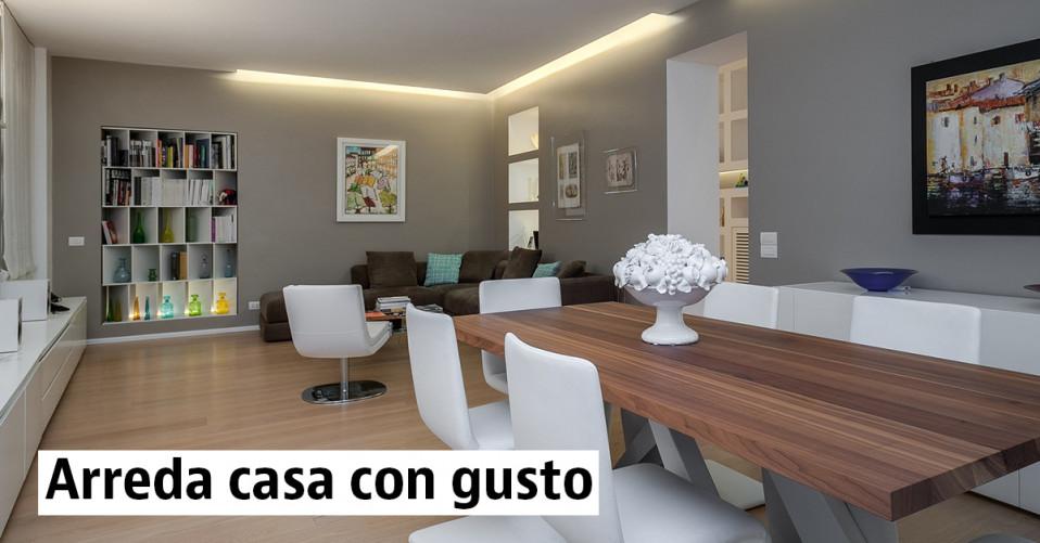 Idee interni casa, l\u0027arredamento giusto per ogni ambiente
