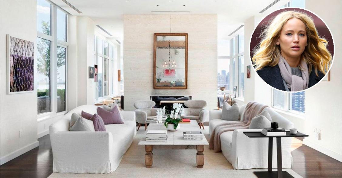 Jennifer Lawrence vende casa a New York / Compass