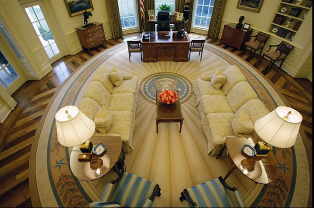 Studio Ovale Obama : Lunch with president obama in the oval office virgin
