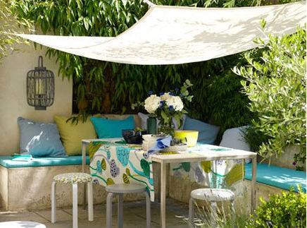 12 idee per trasformare una piccola terrazza o un balcone in un\'oasi ...