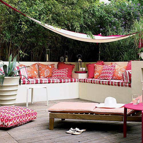 Stunning Coprire Un Terrazzo Idee Images - Idee Arredamento Casa ...