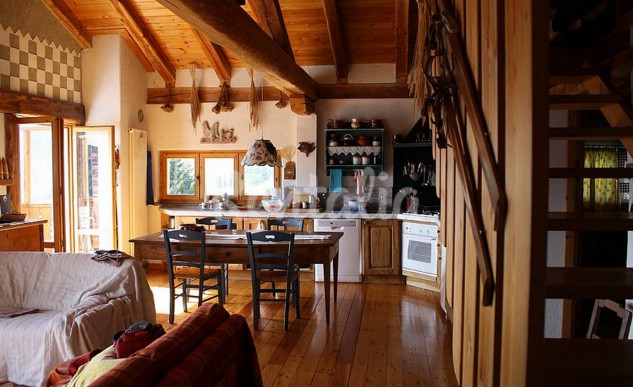 Ufficio Casa Aosta : Nella valle saint barthelemy un accogliente casa per persone