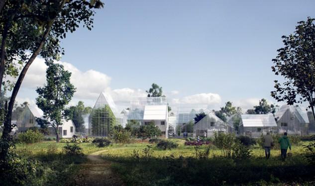 Questo è il primo ecovillaggio del mondo che genera la propria energia e ricicla i propri rifiuti