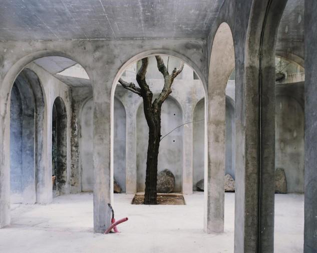 La casa dello scultore Xavier Corbero. Salva López