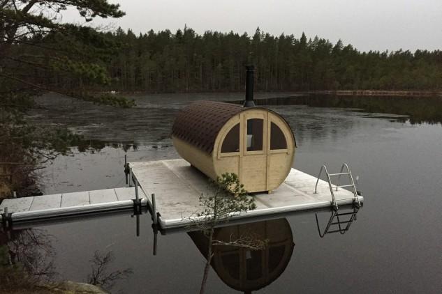 Avresti il coraggio di passare una notte in una capanna sperduta in mezzo al bosco?