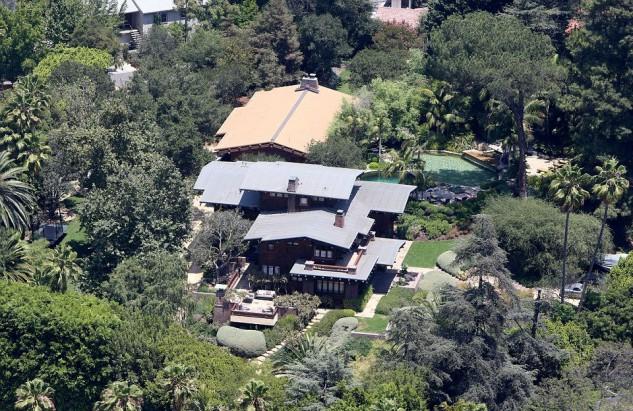 Casa sulle colline di Hollywood - 10,5 milioni di euro