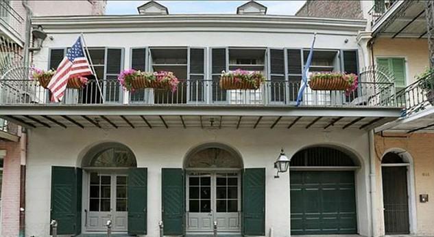 Casa nel quartiere francese di New Orleans - 5 milioni di euro