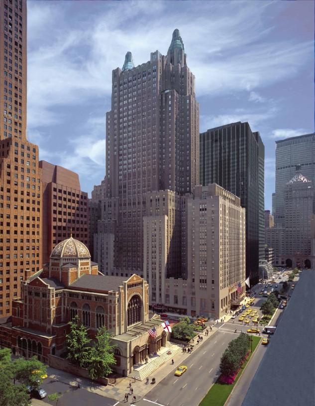 Appartamento nella Waldorf Towers - valore sconosciuto