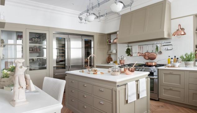 Cucina-sala da pranzo, Deulonder