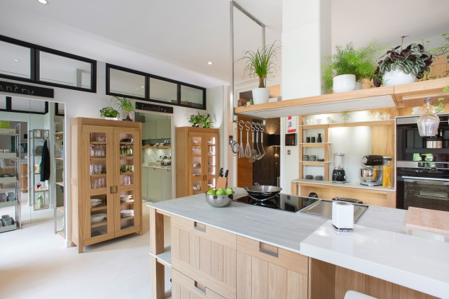 Cucina con sala da pranzo, Steven Littlehales