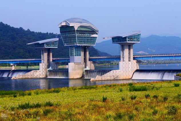 Progetto dei Grandi Fiumi nella Corea del Sud, 15 miliardi di euro