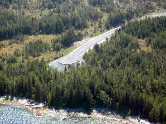 Ponte verso il nulla in Alaska, 250 milioni di euro