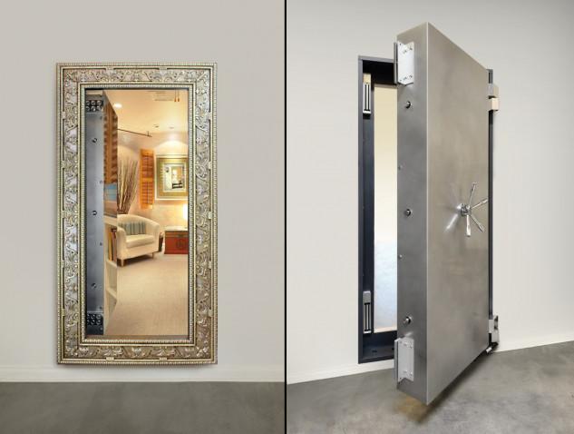 Da uno specchio a... / hiddenpassageway