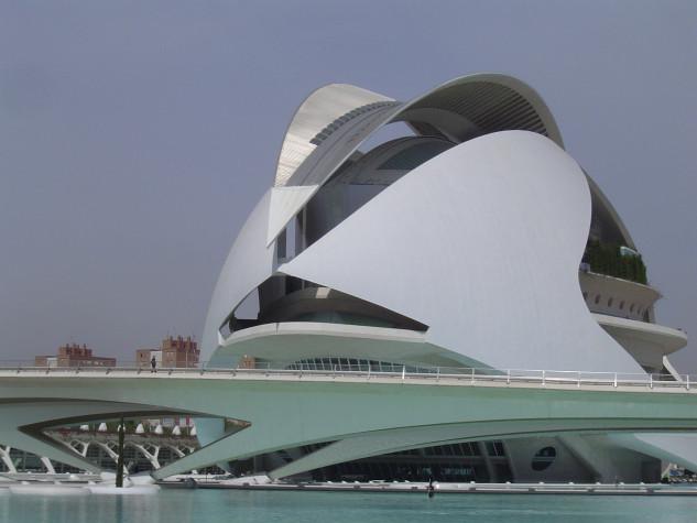 Città delle Arti e delle Scienze, 1.100.000.000 di euro