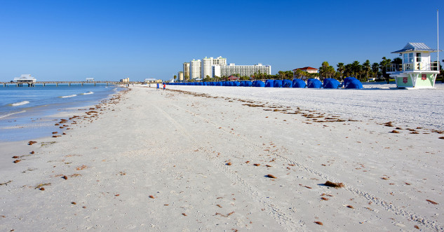 6. Clearwater Beach