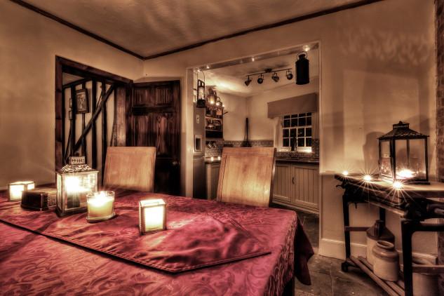 La sala da pranzo / Home Domus 360