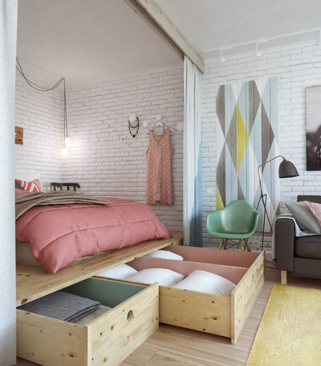 Una stanza/casa