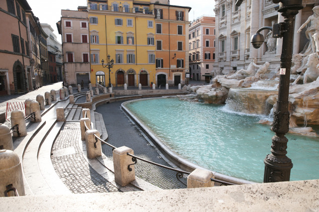 Fontana di Trevi - Alberto Lo Bianco / Gtres