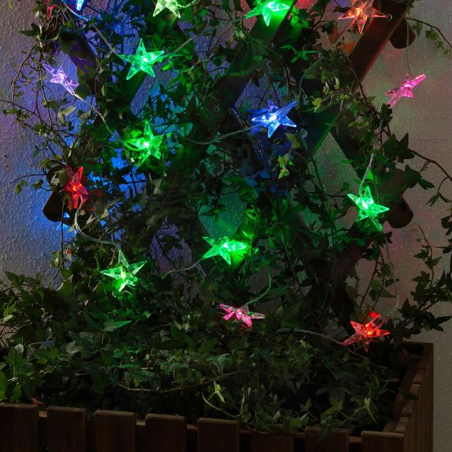 Luci per l'albero / Ikea