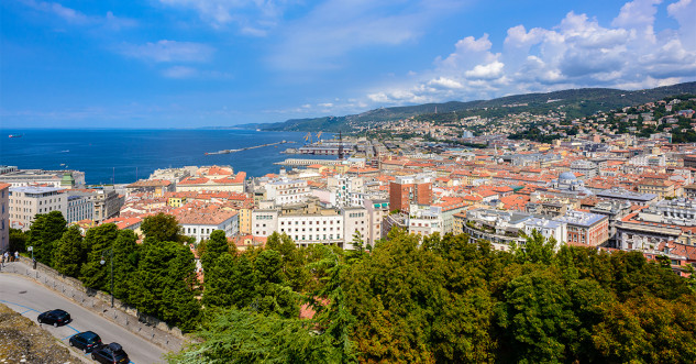 Trieste / Nick Savchenko from Kiev, Ukraine, CC BY-SA 2.0