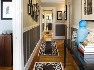 Corridoio Lungo Stretto : 9 idee per decorare un corridoio stretto fotogallery u2014 idealista news