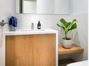 Bagno Sottoscala Altezza : Come arredare un bagno piccolo: 10 consigli utili fotogallery