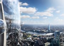 Immagine 2 - The Tulip, il nuovo grattacielo di Londra disegnato da Norman Foster