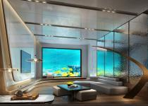 Immagine 1 - In Cina sorge il primo hotel di lusso sotterraneo