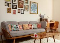 Immagine 2 - Idee per l'arredo del soggiorno, gli stili su cui puntare