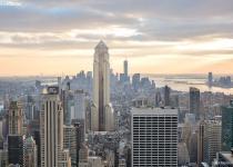 Immagine 2 - L'Empire State Building in nove diversi stili