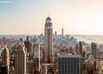 Immagine 1 - L'Empire State Building in nove diversi stili