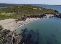 Immagine 1 - In vendita una spettacolare isola privata in Irlanda...con dimora inclusa