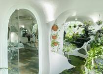Una casa giardino