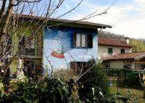 Immagine 1 - Legro, un paese dipinto sulle sponde del Lago Maggiore