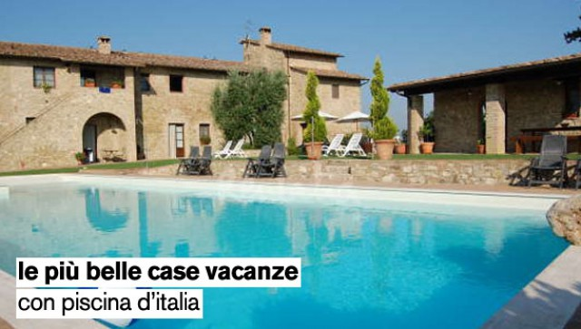 Le Piu Belle Case Vacanze Con Piscina D Italia Idealista News