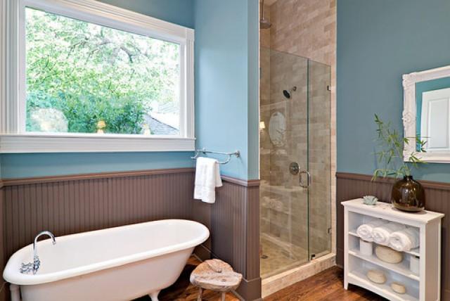 Verniciare Pareti Del Bagno : Modi per rinnovare il bagno senza bisogno di fare lavori