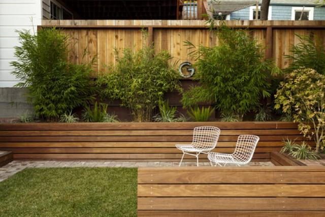 Idee Per Arredare Il Patio : 12 idee per decorare un giardino di piccole dimensioni fotogallery
