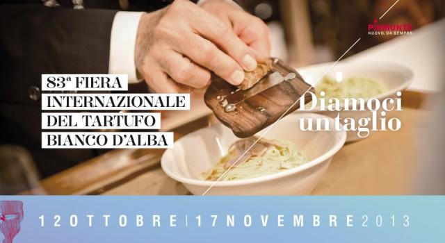 fiera internazionale del tartufo bianco di alba 2013
