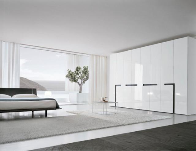 Bagno Stile Minimalista : Bagno minimal di design per lasciar andare la fantasia