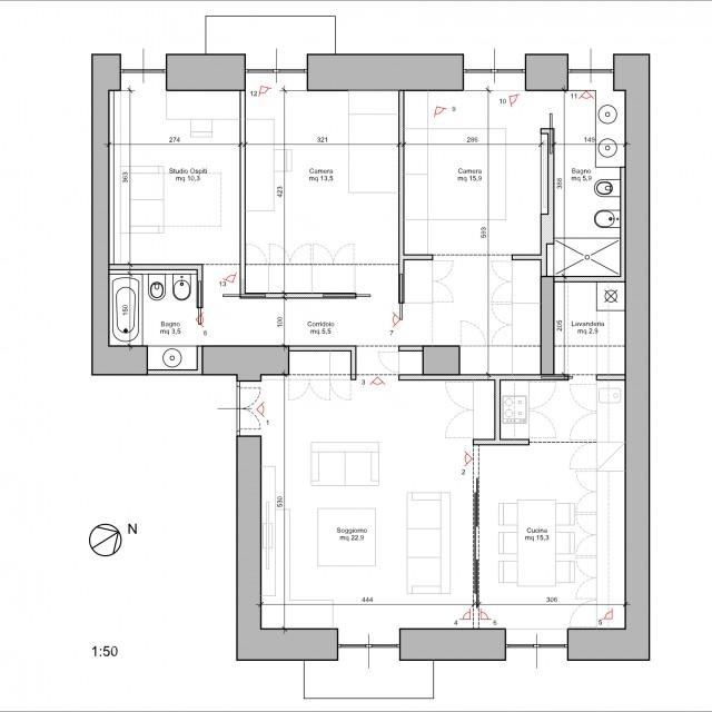 Progetti interni case programma per progettare interni casa gratis rendering interni tutti gli - Programma per progetti casa ...