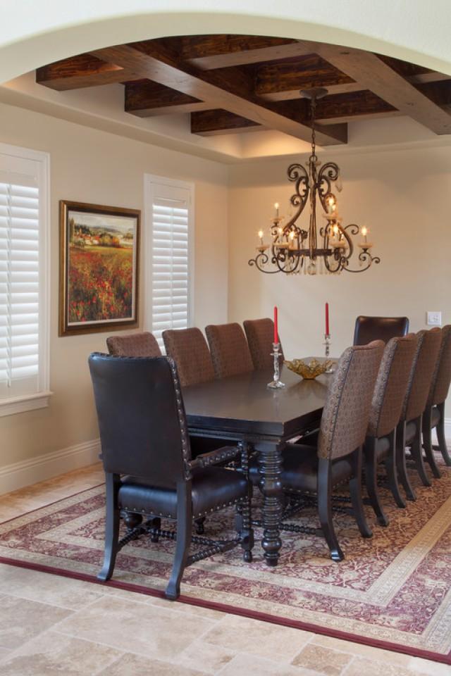 Come Si Prepara Il Tavolo Da Pranzo.8 Modi Per Far Spazio Nella Sala Da Pranzo Per I Cenoni